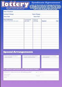 euromillions syndicate agreement template emsecinfo With euromillions syndicate agreement template