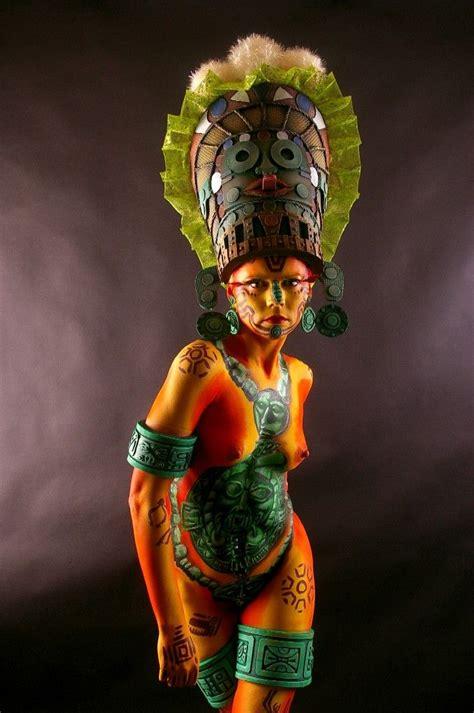 Aztec Warrior Clipart Mayan Person