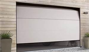 Prix Porte De Garage Sectionnelle : comment fonctionne une porte de garage sectionnelle ~ Edinachiropracticcenter.com Idées de Décoration