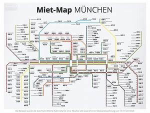 Mietpreise Berechnen : miet map m nchen m nchen bleibt beliebt und teuer ~ Themetempest.com Abrechnung
