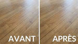 comment nettoyer le parquet cool good comment nettoyer un With comment laver un parquet vitrifié
