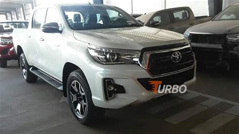 Toyota Hilux 2019 by 2019 Toyota Hilux Hilux 2019 Toyota Cars Review Release