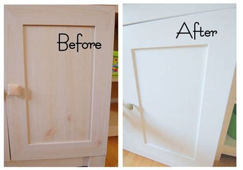 you can paint laminate furniture doing this to our