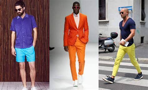 Neon Outfits For Guys