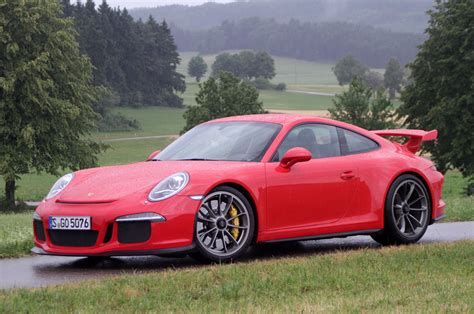 2014 Porsche 911 Gt3 [w/video]