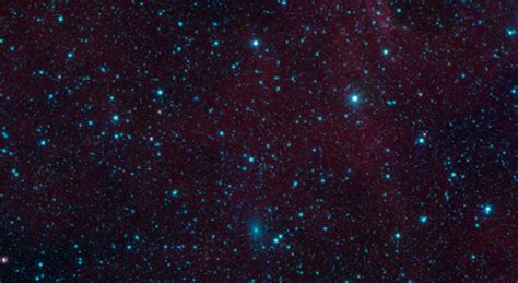 News Nasa Spitzer Sees Milky Way Blooming Countryside