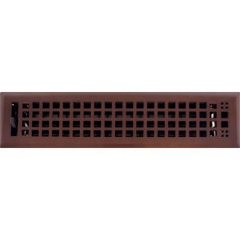 rubbed bronze floor register covers rubbed bronze floor register metal air vent