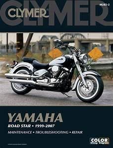 Yamaha Road Star 1999 2007 Does Not Cover Xv1700p War Clymer Color Wiring Diagrams