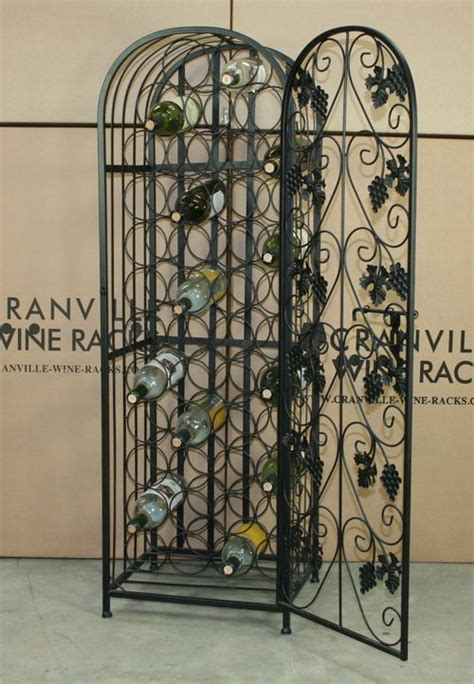 wrought iron wine racks metal wine racks wrought iron wine racks cranville