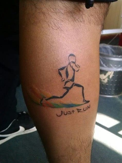 tattoo runner mis tatuajes pinterest runners