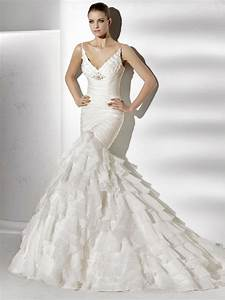 big inspiration 50 mermaid wedding dress to choose With mermaid wedding dress with straps