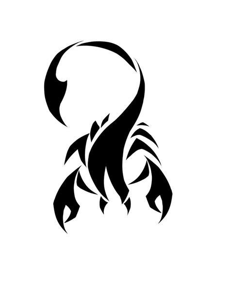 Scorpio Tattoo Images & Designs