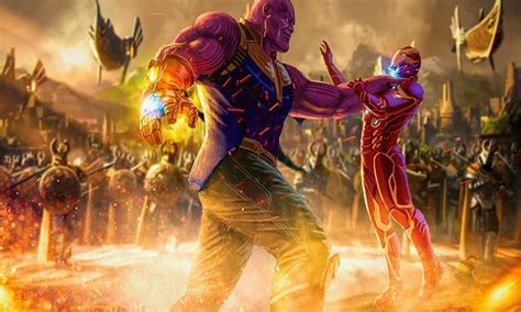 thanos monster  avengers superhero fighting game