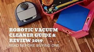Robotic Vacuum Cleaner Guide  U0026 Review 2020
