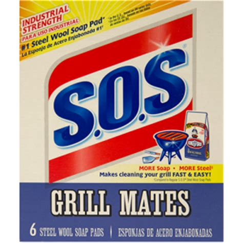 SOS: Versatile Scouring Tools That Clean Faster | S.O.S