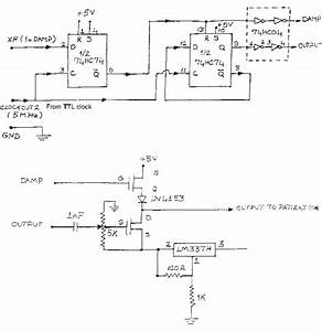 Circuit Diagram Of The Radiofrequency  Rf  Generator  Variable