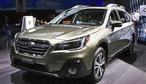 Subaru Outback 2020 by 2020 Subaru Outback Review Price Specs Redesign