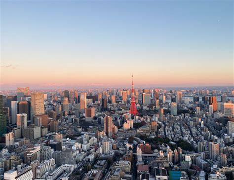 Tokyo Skyline; Best Places to See the Incredible Views ...