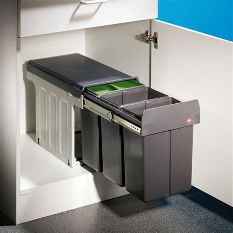 Einbau Abfalleimer Kuche by Vergleich Einbau Abfallsammler Abfallsammler Test
