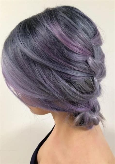 Best 25 Grey Hair Dyes Ideas On Pinterest Silver Hair