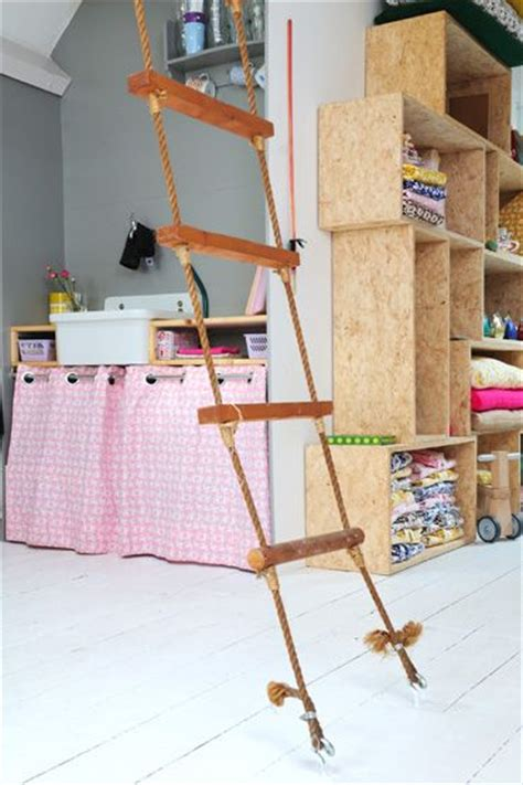 indoor ladder for loft 12 ideas for indoor play loft rope ladder and indoor swing