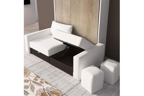 canapé lit escamotable lit escamotable avec canape 28 images armoire lit