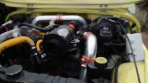 Compressore Volumetrico Supercharged Eaton M62 Su Jeep Cj7