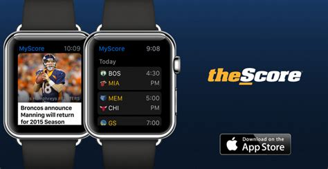 app apple apps thescore score sports keep right
