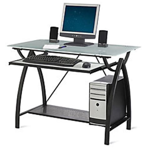 office max computer desk realspace alluna collection computer desk 29 h x 39 12 w x