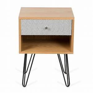 lifestyle traders ronja retro 1 drawer bedside table With retro 1 drawer lamp table