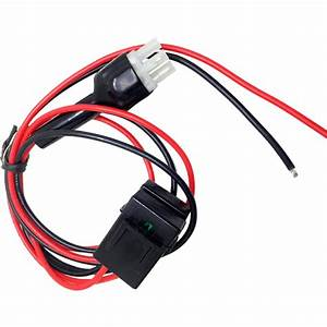 6 Pin Dc Power Cable 30amp For Kenwood Radio Ts