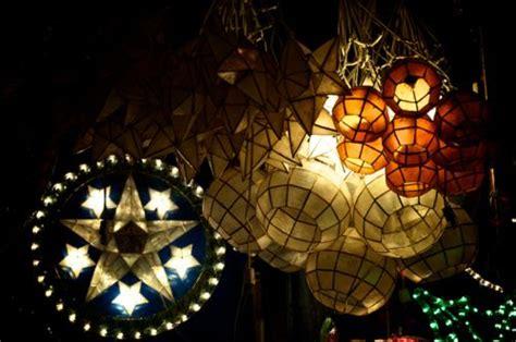 filipino christmas decorations parols  capiz lanterns