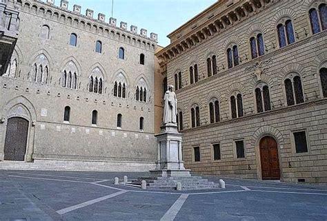 Sede Monte Dei Paschi Di Siena Blitz Della Finanza Al Monte Dei Paschi Perquisiti Ufficio