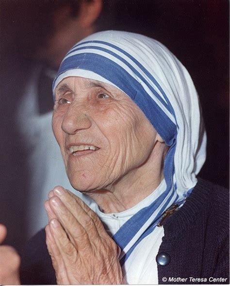 mother teresa  life spirituality  message