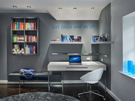 chambre ado grise aménagement et déco chambre ado 58 idées pour enfant