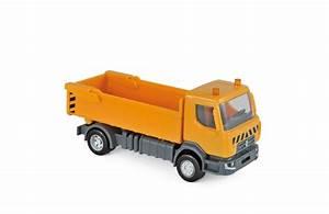 Camion Benne Renault : camion benne renault truck d 1 43 plastigam ~ Medecine-chirurgie-esthetiques.com Avis de Voitures
