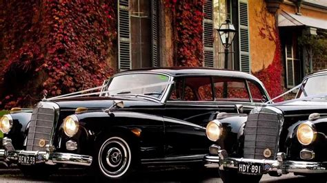 Mercedes Benz 300d- Wedding Cars Melbourne- Triple R