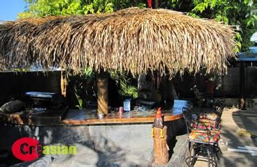 Buy Tiki Hut by Quality Bamboo And Asian Thatch 4thatch Roof S Of Tiki