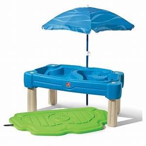 Table Jeux D Eau : table sable et eau cascade step 2 king jouet bacs ~ Melissatoandfro.com Idées de Décoration