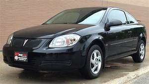 2008 Pontiac G5 Base Coupe  C  Crazy Low Kms