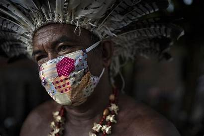 Indigenous Brazil Covid Communities Coronavirus Ap Brasil