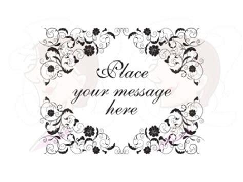 monogram frame vintage digital flourish border flower clip art instant   meylah