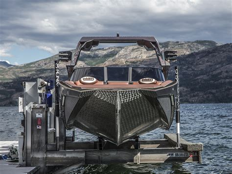Pavati Boats by Pavati Al26 Surfing Boat 100 Aluminum Surfing