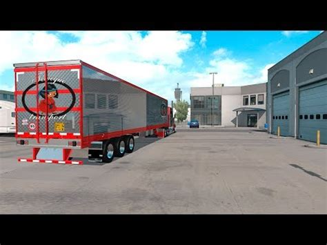 ats ownable utility custom reefer  ats trailers