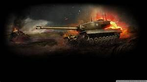 World Of Tanks Ultra Hd Desktop Background Wallpaper For