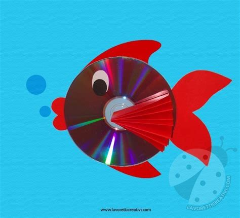 realizzare  pesce  il cd