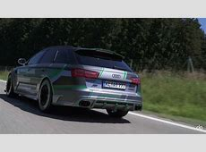 ABT RS6E Is the Hybrid Audi RS6 Avant That You Can't Have
