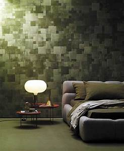 Leather Wall Tiles and Decorative Paneling Adding Chic ...