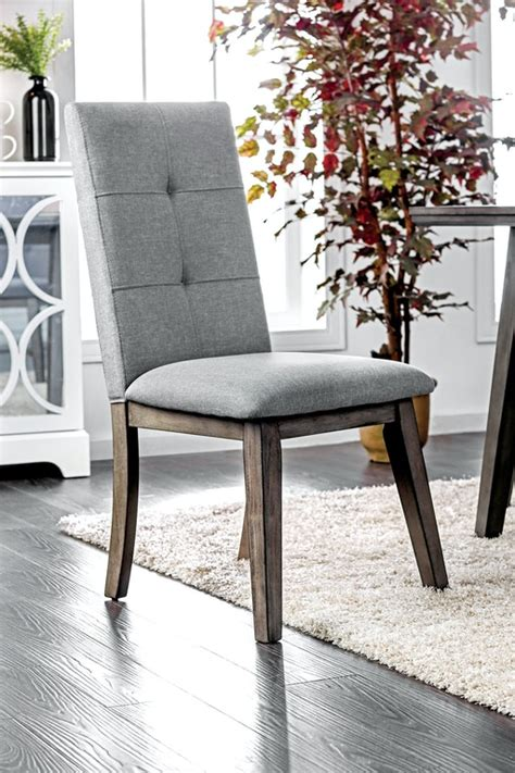 furniture  america dining room side chair ctn