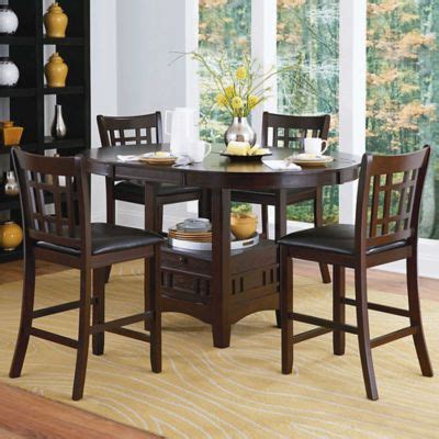 Verona Home Somers 5piece Counter Height Dining Set Bed